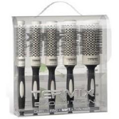 Pack 5 cepillos Termix cabello fino.