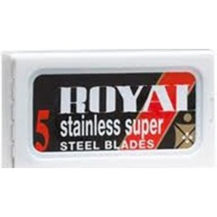 Cuchillas Royal 5x10uni