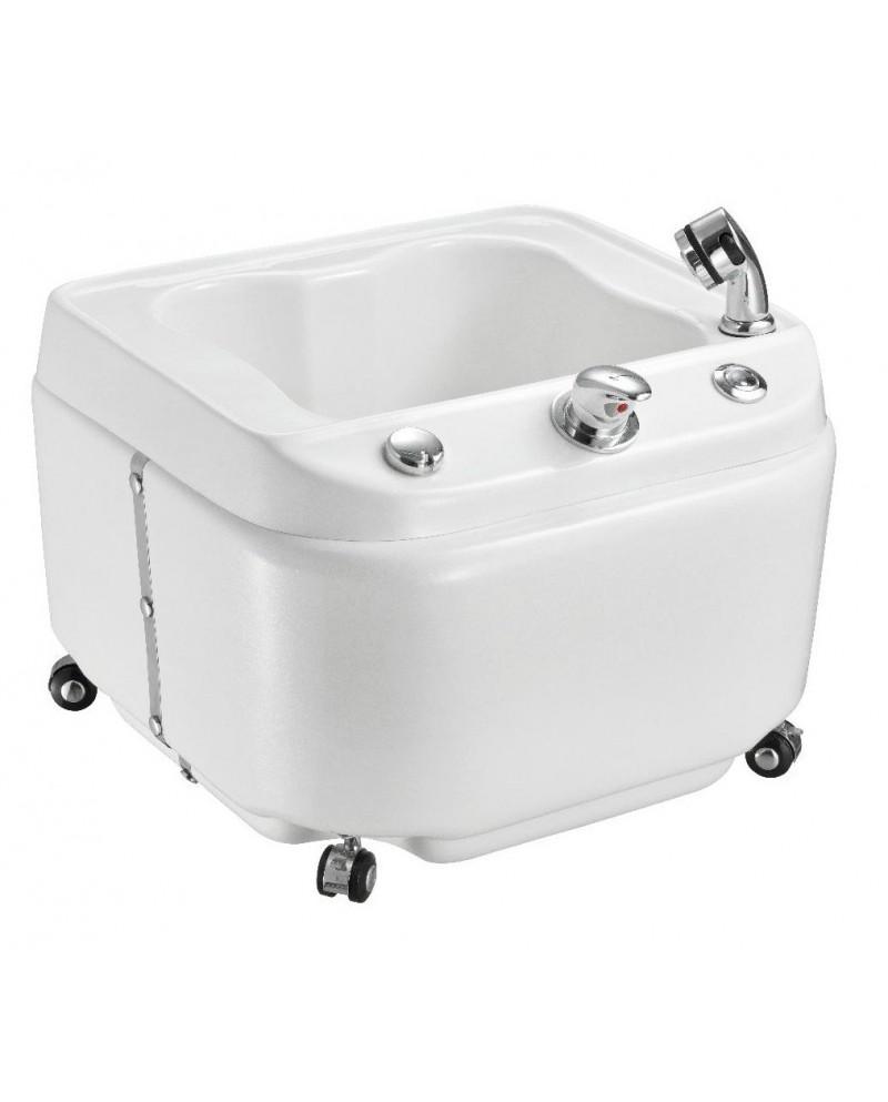Bañera Pedispa portatil.
