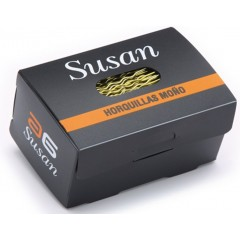 Horquilla invisible Susan rubia 800 uni.