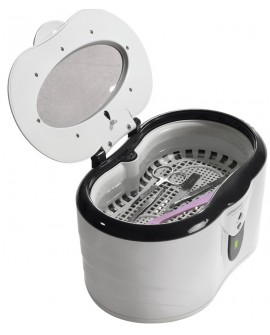 Esterilizador germicida por ultrasonidos