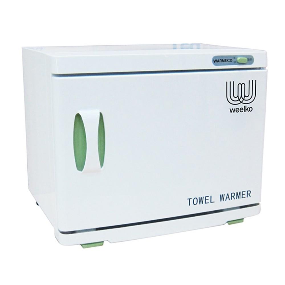Esterilizador calentador de toallas beautyvip for Calentador de toallas electrico