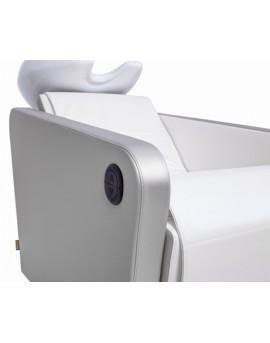 lavacabezas moderno elevacion de pies
