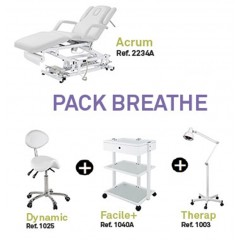 Pack  Fisioterapia Breathe