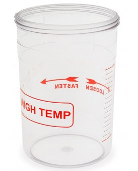 Deposito de agua para vapor Almos B-002