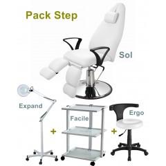 Pack Podología Step