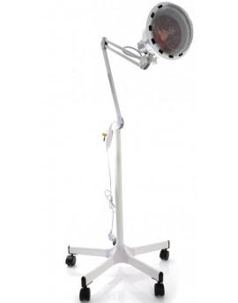 lampara de infrarrojos con pie