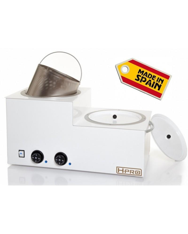 Fundidor calentador de cera depilatoria