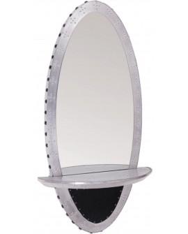 Tocador espejo peluquería Gladiator