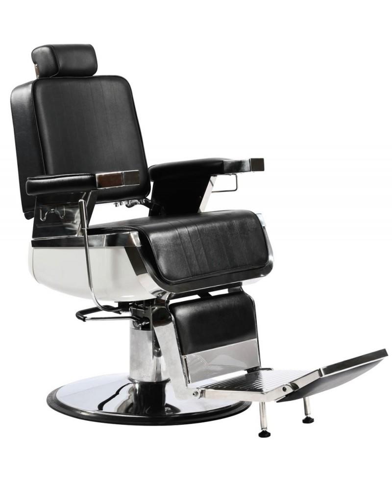 Sillónes de barbero negro muy comodo