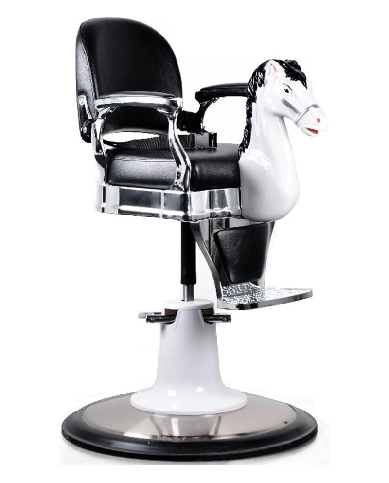 Silla para niños barberia vintage