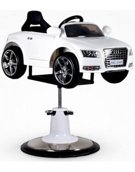 Silla coche de niños para peluqueria
