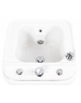 bañera para pedicuras