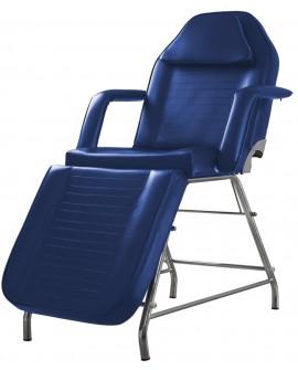 Camilla para estética 3 cuerpos Azul