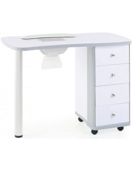 mesas de manicura con aspirador