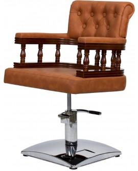 sillones de peluqueria estilo barroco
