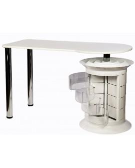Mesa para manicura Cilink Blanca