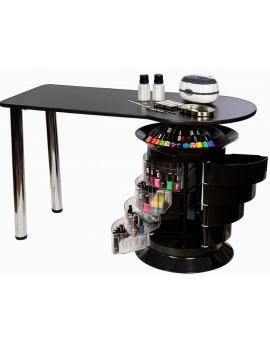 mesas de manicura de diseño practica