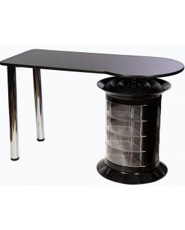 Mesa para manicura Cilink Negra