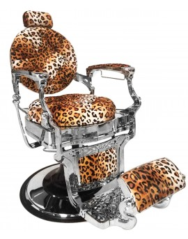 sillones de barbero estilo retro