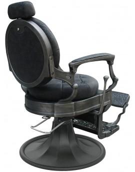 mobiliario barberia vintage