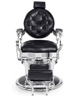 Sillon Salon Barber cromo Kirk