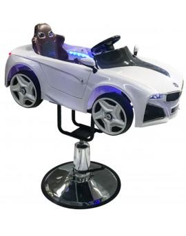 silla niño peluqueria coche