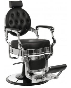 Sillón Barbero Barber Mae Silver
