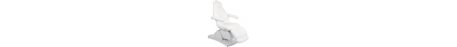 Camillas para estética Weelko para masajes y tratamientos especiales