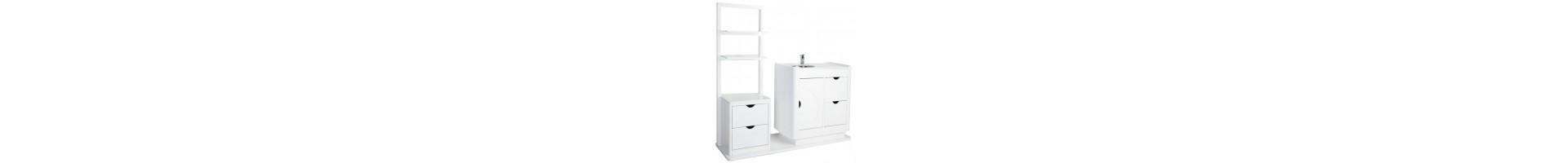Muebles auxiliares cabina estética - Mobiliario auxiliar para clinicas
