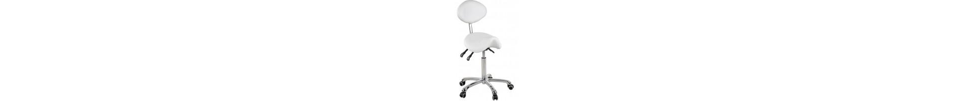Tienda de Taburetes silla para Estética Peluquería o Fisioterapia Hidráulico o con Gas